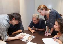 Reunión - Firma Convenio Colaboración