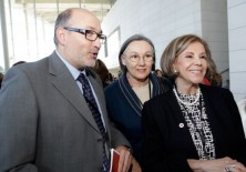 Evangelina García , Félix Balboa y María Lezaun