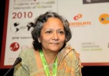 Ishrat Shamin (Presidenta Fundadora del Centro de Estudios de la Mujer y de la Infancia en Bangladesh)