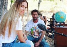 India Martínez e Ismael Martínez