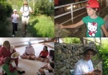 Educación consciente. Campamentos de Verano.