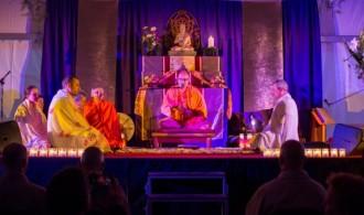 H.H. Swami Rameshwarananda Giri Maharaj