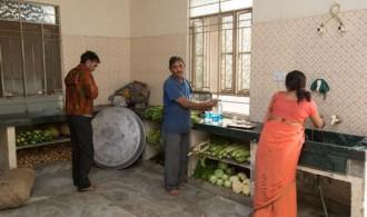 Cocina - Child-Inn, en Jaipur