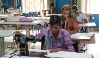 Taller - Escuela profesional Child-Inn, en Jaipur