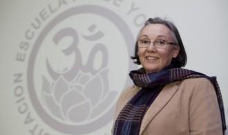 Vicepresidenta de Fundación Phi, María Lezaun.