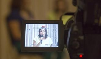 Begoña García Serrano, representando a Fundación Phi y a Phi Gaia
