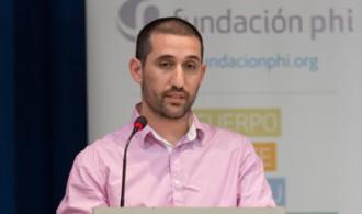 Elías Pardo Martínez, Psicólogo y Director Técnico de Phi Salud Natural, empresa organizadora del evento.