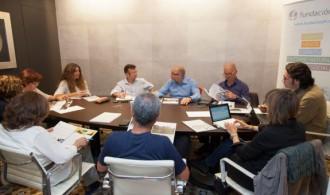 Reunión de miembros de la Universidad de la Consciencia