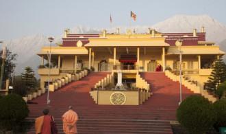 Gyatso Monastery Gelupa