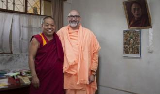 College For The Higher Tibetan Studies (CHTS) - El Rector, Venerable Geshe Jampel Dakpa