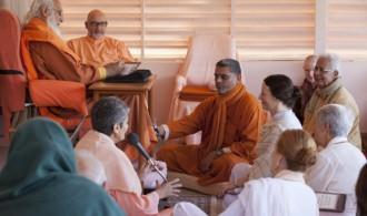 Satsang con H.H. Sri Chandra Swami Udasin