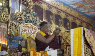 H.H. The Sakya Trizin