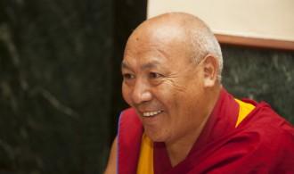 Venerable Geshe Lhakdor (Library of Tibetan Works & Archives)