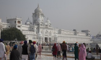 Sri Darbar Sahib - Parikarma