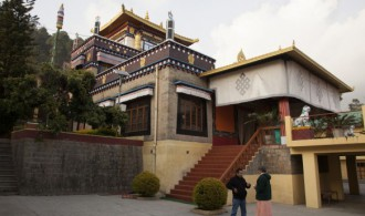 Nechung Dorje Drayangling Monastery