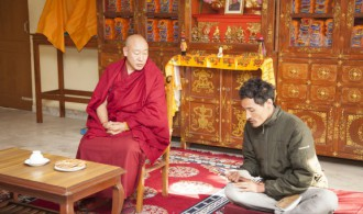 Nechung Dorje Drayangling Monastery - The Medium of Tibet's State Oracle - Venerable Thupten Ngodub