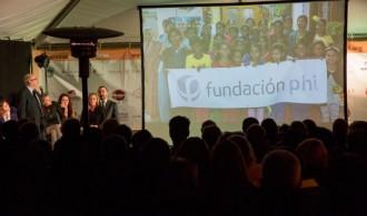 Acto de inauguración del Mercadillo Solidario 2013 y de agradecimiento a las empresas colaboradoras