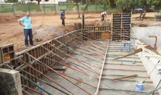 """Visita construcción de Balsas """"Los Monasterios"""""""