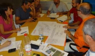 """Reunión presentacion proyecto E.D.A.R """"Las Siete Fuentes"""""""