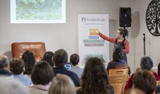 Francesca Jiménez, arqueóloga de campo y responsable de este proyecto para el estudio de la rehabilitación del edificio del Convento de Santiago de Moncalvo
