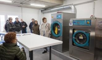 Visita guiada (lavandería)