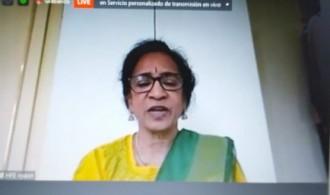 Dra. Lakshmi Vyas (Presidenta del HFE)