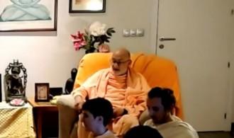 Pujya Swami Rameshwarananda Gir Maharaj