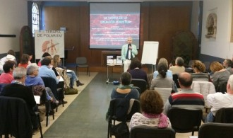 Conferencia de Frank Hatem