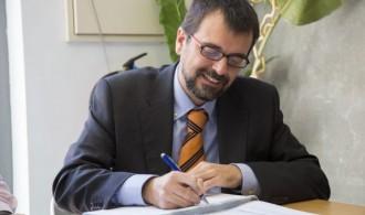 Presidente de Phi Gaia, Ignacio Rodríguez