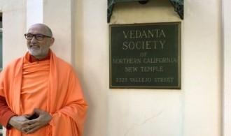 Visita a la Sociedad Vedántica del Norte de California