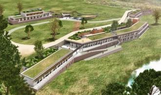 Vista General 3D del Proyecto Campus Phi
