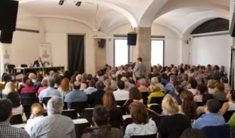 Conferencia en el Centro de Cultura Contemporáneo de Barcelona
