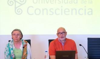 María Lezaún y Félix Balboa, Vicepresidenta y Presidente de Fundación Phi