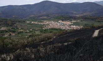 Incendio Sierra de Gata