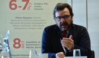 Dr. Adrián LLerena. Cordinador RIBEF.